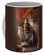 Fireman - Steam Powered Water Pump Coffee Mug