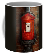 Fireman - The Fire Box Coffee Mug