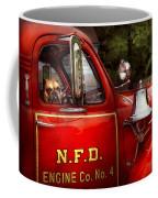 Fireman - This Is My Truck Coffee Mug