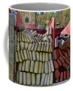 Fireman Vintage Hoses Coffee Mug