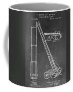 Fireman's Hydraulic Lift Coffee Mug