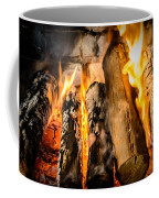 Fireplace II Coffee Mug