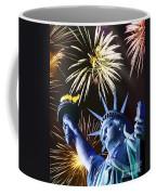Fires Of Liberty Coffee Mug