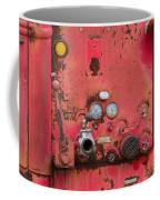 Firetruck Red Coffee Mug