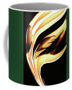 Firewater 2 - Buy Orange Fire Art Prints Coffee Mug