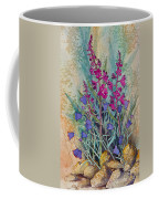 Fireweed And Bluebells Coffee Mug