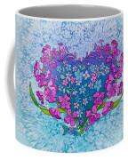 Fireweed Heart Coffee Mug