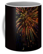 Firework Indian Headdress Coffee Mug