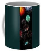 Colorful Explosions No2 Coffee Mug
