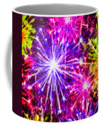 Fireworks At Night 7 Coffee Mug