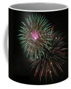 Fireworks Exploding Coffee Mug