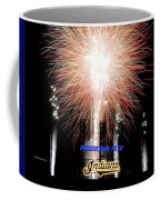 Fireworks Finale Coffee Mug