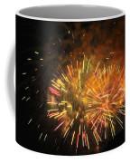 Fireworks IIi Coffee Mug