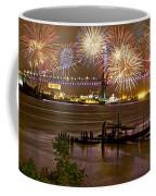 Fireworks On The Ben Coffee Mug