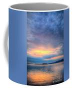 Firey Sunrise Coffee Mug