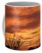 Firey Sunset Coffee Mug