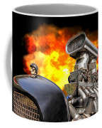 Firing Up The Rat Rod Coffee Mug