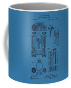 First Computer Blueprint Patent Coffee Mug
