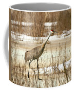 First Crane Coffee Mug