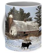 First Day Of Winter Coffee Mug