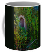 First Door On The Left Coffee Mug by Bill Gallagher