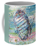 First Foot On The Moon Coffee Mug