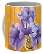 First Iris Of The Season Coffee Mug