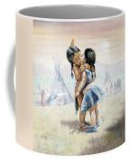 First Kiss Coffee Mug