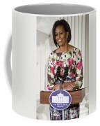 First Lady Michelle Obama Coffee Mug