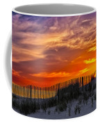 First Light At Cape Cod Beach  Coffee Mug