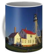 First Light At Whitefish Point Coffee Mug