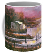 First Light Two Mile Channel Coffee Mug