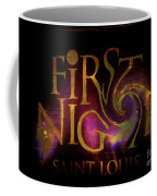 First Night St. Louis In Space Coffee Mug
