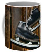First Pair Of Ice Skates Coffee Mug