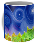 First Star By  Jrr Coffee Mug