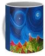 First Star Christmas Wish By Jrr Coffee Mug by First Star Art