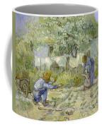 First Steps - After Millet Coffee Mug