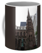 First Trinity Church Nyc Coffee Mug