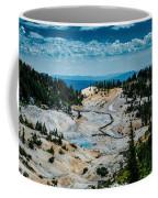 First View  8x10  Coffee Mug