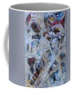 First We Take Manhattan Coffee Mug