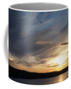 Firth Of Forth In The Sunset Coffee Mug