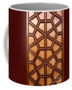 Firuz Aga Mosque Door 06 Coffee Mug