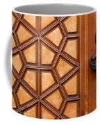 Firuz Aga Mosque Door 07 Coffee Mug