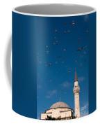 Firuz Aga Mosque Seagulls Coffee Mug