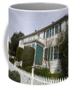 Fischer-hanlon House Benicia California Coffee Mug