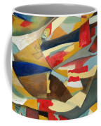 Fish 1 Coffee Mug by Danielle Nelisse