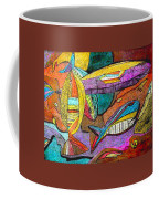 Fish And Chips Coffee Mug
