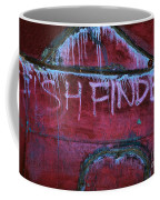 Fish Finder Coffee Mug