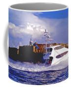 Fish Hunter Coffee Mug