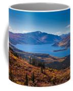 Fish Lake - Yukon Territory - Canada Coffee Mug
